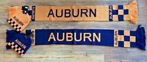 NCAA AUBURN Beanies and Winter Knit Scarf set NEW! 2 color choices