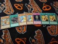 Yugioh Master Monk 1st edition ultimate rare TLM plus bonus