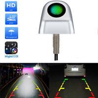 Silver 170 DG Anti Fog Waterproof Backup Night Vision Car Rear View Camera Kit