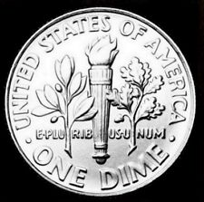 2018 D Roosevelt Dime ~ Uncirculated U.S. Mint Coin from Bank Roll