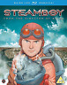 Steamboy Blu-Ray + DVD [Region B] Animation Action Adventure Movie - NEW