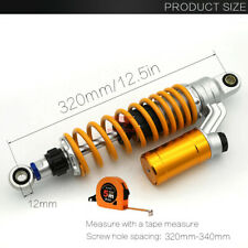 320mm CNC Rear Shock Absorber Shocker Suspension For Monkey bike Z125 2018-2020