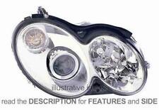 LHD Headlight Mercedes Clk W209 Ry 2003-2009 Right Side Xenon A2098203861