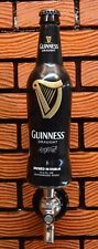 GUINNESS  BEER TAP HANDLE - A UNIQUE &  COOL GIFT for KEGERATOR, MANCAVE DISPLAY