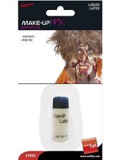 Smiffy's Liquid Latex Bottle 1 Oz Fancy Dress Halloween Scar Zombie Face Paint Make up