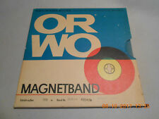 ORWO Magnetband  1000m