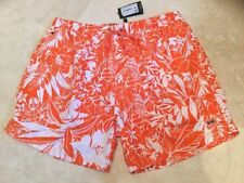 Floral Big & Tall Swim Shorts for Men
