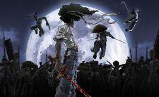 Afro Samurai Game Poster 28' x 17'