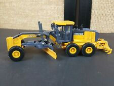 ERTYL JOHN DEERE 872GP ROAD GRADER 1:50 SCALE PRE-OWNED VERY CLEAN WITHOUT BOX