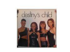 Destiny's Child Poster Beyonce Shot Of The 4 Destinys Debut Album