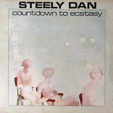 STEELY DAN - Countdown To Ecstasy (LP) (EX/G-VG)