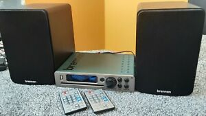 Brennan JB7 160GB System With Speakers/2 Remotes