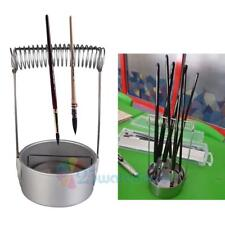 Stainless Steel Paint Brush Washer Cleaner with Screen and Holder Spring