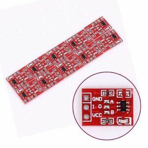 TTP223 Arduino Capacitive Kapazitiver Touch Sensor Einstellbarer Self & No -Lock