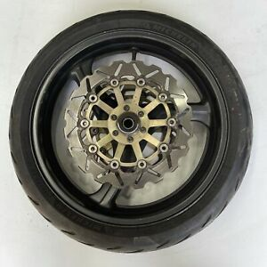 Honda VTR1000 VTR 1000 Firestorm 1999  Front wheel rim disc 44650-MBB-000