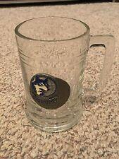 Minnesota Timberwolves Lot - Glass Mug w/Metal Logo and Wolves Beanie Cap - NBA