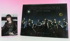 CD+DVD+Photo card Girls Generation Mr. TAXI Run Devil Run JAPAN Limited Jessica