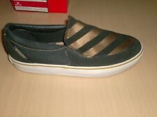 shoes dekline captain slip on  stripes ---  us 8     skateboard surf