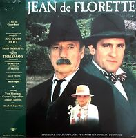 Jean-Claude Petit ‎LP Jean De Florette (Original Soundtrack From The Motion