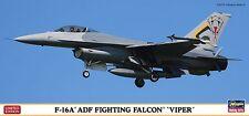 """Hasegawa 1/72 F-16A ADF Fighting Falcon """"Viper""""  #01980 #1980"""