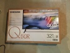 "Samsung QN32Q50R 32"" QLED 4K Smart TV - Charcoal Black Brand New Sealed"