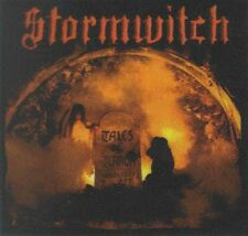 STORMWITCH Tales Of Terror -Printed Patch/Gedruckter Aufnaeher-10,5x10cm 162195
