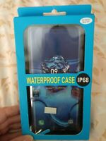 Waterproof Case Galaxy Note 10 Plus Case - Black ip68