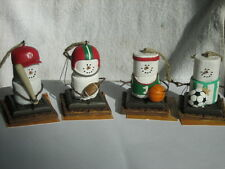 S'more S'mores Set of 4 Sports Ornament   FS USA