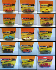Matchbox Superfast MB31 MAZDA RX7 Made in Bulgaria Multiple Listing Blister BNOS