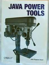 JAVA POWER TOOLS - JOHN FERGUSON SMART - O'REILLY 2008 - 871 PÁGINAS VER INDICE