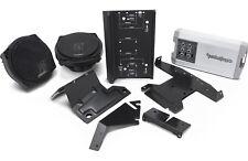 Rockford Fosgate Hd9813Sg-Tkit Front Audio Kit 98-2013 For Street Glide Harley