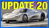 Forza Horizon 4 Modded Account  Series 20 Update x3 ALL Rare Cars [Ban Proof]