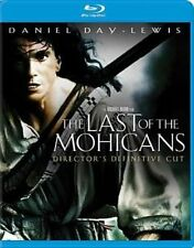 Last of The Mohicans 024543657880 With Daniel Day-lewis Blu-ray Region 1