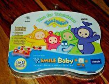 Vtech V Smile Baby Tiempo Para Disfraz De Teletubbies juego bnisp