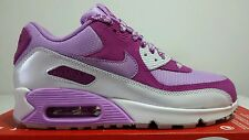 NIKE AIR MAX 90 BIANCO PERLA ROSA ROSA SCURO N.38 NEW COLOR STUPENDA OKKSPORT