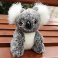 Cute Stuffed Simulation Koala Zoo Animals Gift Koala Toy Children Doll 13cm