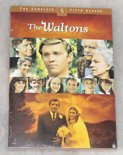 The Waltons Complete Season 5 Fifth - DVD Box Set NEW SEALED