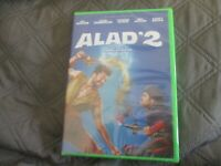 "DVD NEUF ""ALADIN 2 : ALAD'2"" Kev ADAMS, Jamel DEBBOUZE, Eric JUDOR & Ramzy BEDIA"