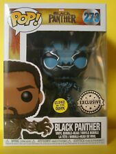 Funko POP! Vinyle Marvel Black Panther Glow in the Dark #273 EXCLUSIVE NEW
