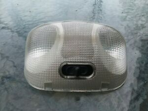 1993 thru 2003 Ford Ranger Mazda B Series  3 Bulb Dome Light Assembly OEM