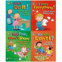 Sue Graves Our Emotions and Behaviour Series 4 Books Collection Set