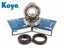 Kawasaki KX 125 1990 Koyo Mains Crank Bearing & Oil Seal Kit