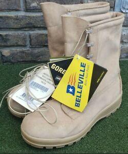 Belleville ICWR Men's Goretex Vibram Sole Assault Boot Coyote Size 11R Army
