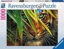 RAVENSBURGER*PUZZLE*1000 TEILE*GEHEIMNISVOLLER TIGER*NEU+OVP