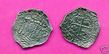 6 wholesale lead free pewter replica coin pendants 6136