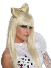 LADY GAGA BOW HAIR CLIP Halloween Costume Accessory 51551