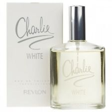 REVLON CHARLIE WHITE 100ML EAU DE TOILETTE SPRAY BRAND NEW & BOXED