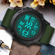 Altimeter Barometer New Thermometer Altitude Men Digital Watches Sports Watch