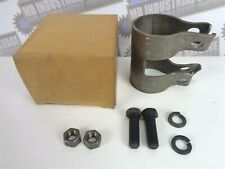 1952-1958 DeSoto - V8 - (Tail Pipe & Muffler Clamp) OEM NOS Everything Needed