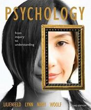 Psychology: From Inquiry to Understanding (2nd Edition) (MyPsychLab-ExLibrary